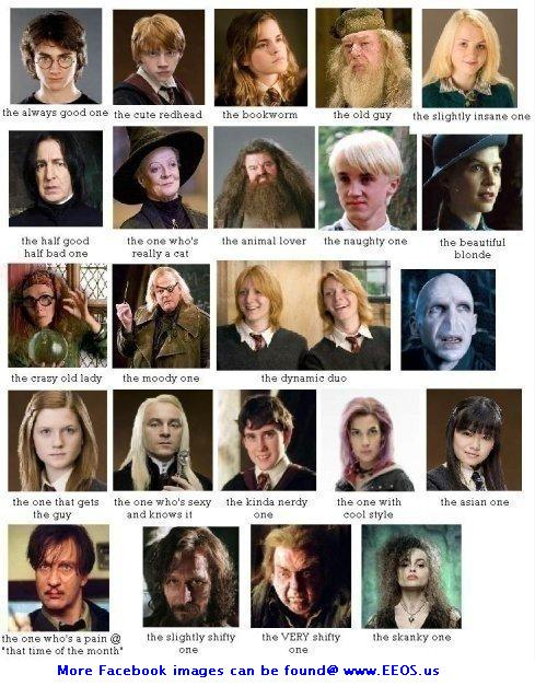 harry potter tag me